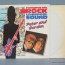 Discos de vinilo: LP. PIONEROS DEL ROCK. LIVERPOOL SOUND. PETER AND GORDON. Lote 51658595