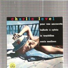Discos de vinilo: CHARLIE LEVEL. Lote 51665851