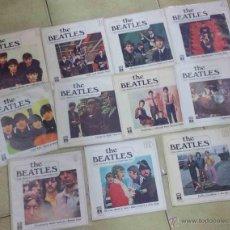 Discos de vinilo: THE BEATLES, THE SINGLES COLLECTION 1962-1970 EDICIÓN ESPAÑOLA COMPLETA 20 SINGLES. Lote 51671804