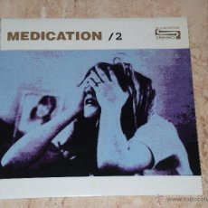 Discos de vinilo: MEDICATION /2 - CAN'T SEEM TO REMEMBER / TIME / ACUARELA 1994- ASTURIAS-. Lote 51674230