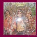 Discos de vinilo: TREBOL LP DEFINITIVAMENTE...... AÑO 1976 - PHILIPS PORTADA NOMBRE Y TITULO LETRAS TROQUELADAS. Lote 51675389