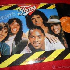Discos de vinilo: FAMA CANCIONES DE LOS CHICOS DE FAMA OST BSO TV LP 1983 RCA VICTOR EDICION ESPAÑOLA SPAIN. Lote 51678979