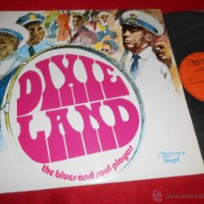 Discos de vinilo: THE BLUES AND SOUL PLAYERS DIXIE LAND DIXIELAND LP 1972 OLYMPO ESPAÑA SPAIN EX. Lote 51679029