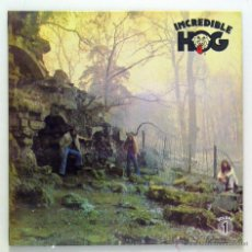 Discos de vinilo: INCREDIBLE HOG - 'VOLUME 1' (LP VINILO). Lote 51706161