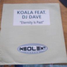 Discos de vinilo: KOALA FEAT DJ. DAVE MAXI 12. . Lote 51708295