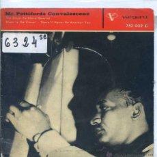 Discos de vinilo: THE OSCAR PETTIFORD QUARTET / BLUES IN THE CLOSER + 1 (EP1961). Lote 51711054