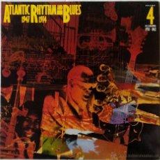 Discos de vinilo: ATLANTIC RHYTHM AND BLUES 4, 1958-1962 (WEA 1985) 2 X LP ALE, IKETTES FALCONS SOLOMON BURKE COASTERS. Lote 51721392