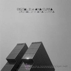 Discos de vinilo: DIGITAL 21 VS ANA CURRA - 2LP - (VERSION PARALISIS PERMANENTE) - NUEVO. Lote 51723317