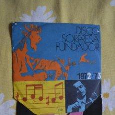 Discos de vinilo: CARMEN AMAYA - DISCOTECA FUNDADOR 1972-73. Lote 51729905