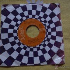 Discos de vinilo: MECO - LAS GUERRAS DE LAS GALAXIAS. SINGLE 45 RPM. Lote 51730207