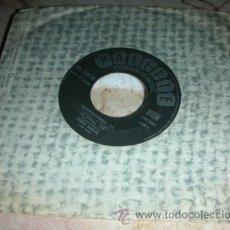 Discos de vinilo: DIGNO GARCIA Y SUS CARIOS - GUANTANAMERA + 3 - EP FRANCES. Lote 51732722