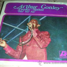 Discos de vinilo: ARTHUR CONLEY - FUNKY STREET - SINGLE. Lote 51733608