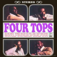 Discos de vinilo: LP THE FOUR TOPS VINILO MOTOWN SOUL. Lote 51735923