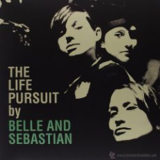 Discos de vinilo: 2LP BELLE & SEBASTIAN THE LIFE PURSUIT VINILO + MP3. Lote 51737974