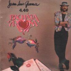 Discos de vinilo: BACHATA ROSA JUAN LUIS GUERRA LP. Lote 54700772