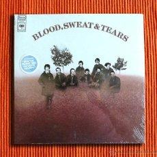 Discos de vinilo: BLOOD SWEAT AND TEARS SECOND ALBUM ORIGINAL 1969 LP FIRST US PRESS PRECINTADO. Lote 51739928