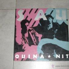 Discos de vinilo: SAU - QUINA NIT - PICAP - MADE IN SPAIN - 1990 - INCLUYE ENCARTES - IB -. Lote 51740604