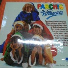 Discos de vinilo: PARCHIS. VILLANCICOS. Lote 51741945