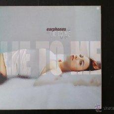 Discos de vinilo: EARPHONES - LIE TO ME - MAXI SINGLE - 12 - VINILO - 3 TRACKS - WRITTEN BY MARTIN LEE GORE - 2002. Lote 51769135