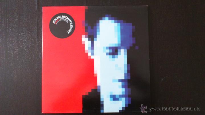 JEROME PACMAN - JEROME PACMAN´S FAMILY - DOBLE LP - VINILO - FAMILIES - 2002 (Música - Discos - LP Vinilo - Techno, Trance y House)