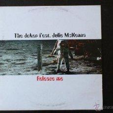 Discos de vinilo: THE JOKER FEAT. JULIE MCKENNA - RELEASE ME - MAXI - VINILO - 12 - TEMPO MUSIC - 2002. Lote 51770463