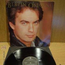 Discos de vinilo: BERTÍN OSBORNE. DOS CORAZONES Y UN DESTINO. LP / HISPAVOX - 1986. BUENA CALIDAD. ***/***. Lote 51770569
