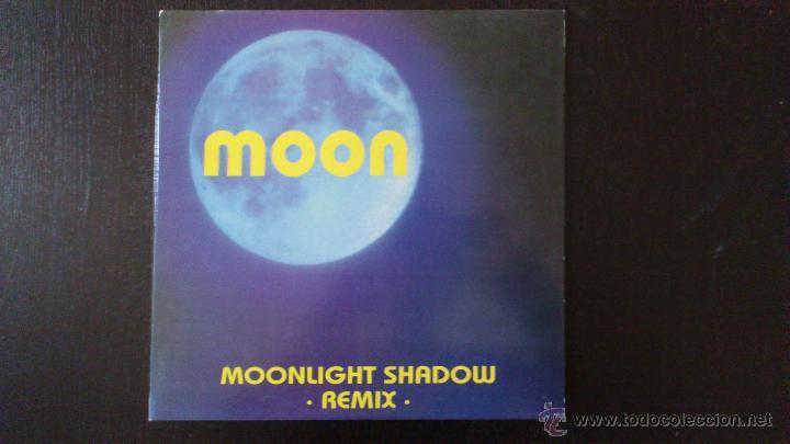 MOON - MOON LIGHT SHADOW - REMIX - MIKE OLDFIELD - MAXI - VINILO - 12 - MAX MUSIC - (Música - Discos de Vinilo - Maxi Singles - Techno, Trance y House)