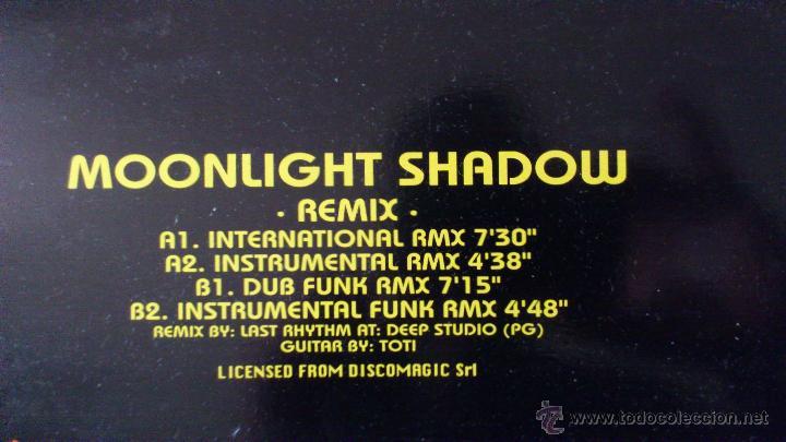 Discos de vinilo: MOON - MOON LIGHT SHADOW - REMIX - MIKE OLDFIELD - MAXI - VINILO - 12 - MAX MUSIC - - Foto 3 - 51770660