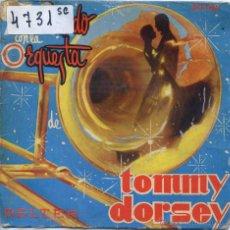 Discos de vinilo: TOMMY DORSEY / MEDIAS DE SEDA / LITTLE GIRL (CANTANDO) / UD. TAMBIEN SOÑARA (CANTADO) (EP 1959). Lote 51770781