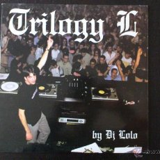 Discos de vinilo: TRILOGY G - BY DJ LOLO - TXUS GARCIA - MAXI - VINILO - 12 - STARLUXE - NEW RECORDS - 2002. Lote 51771099
