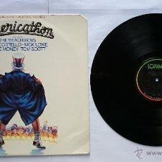 Discos de vinilo: VARIOS - BSO AMERICATHON OST (RECOP. GRUPOS Y SOLISTAS POP & ROCK 70'S) (EDIC. USA 1979). Lote 51773348