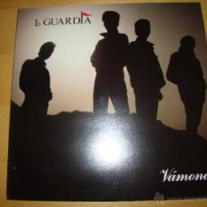 Disques de vinyle: LA GUARDIA - VAMONOS . Lote 51775137