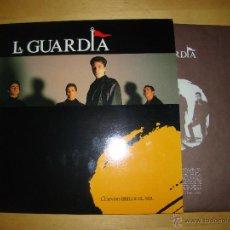 Disques de vinyle: LA GUARDIA - CUANDO BRILLA EL SOL . Lote 51775148