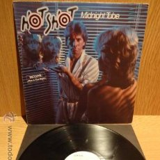 Discos de vinilo: HOT SHOT. MIDNIGHT TUBE. LP / EDIGSA - 1982. BUENA CALIDAD. **/***. Lote 172016233