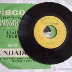 Discos de vinilo: SINGLE FUNDADOR 1963 - CITA EN ITALIA - PIERO ALBERTI Y SU ORQUESTA - . Lote 51781035