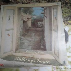 Discos de vinilo: ANTHONY'S GAMES SUNSHINE LOVE.. Lote 51781198