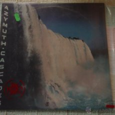 Discos de vinilo: AZYMUTH ( CASCADES ) 1982 - SPAIN LP33 MILESTONE. Lote 51784031