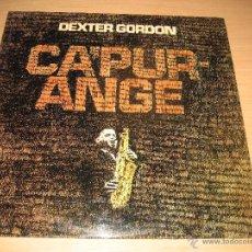 Discos de vinilo: DEXTER GORDON, LP, CA´ PURANGE + 3, AÑO 1974. Lote 51785158