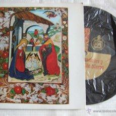 Discos de vinilo: SINGLE - FELICES NAVIDADES Y PROSPERO AÑO NUEVO - HISPAVOX 1969. Lote 51786190