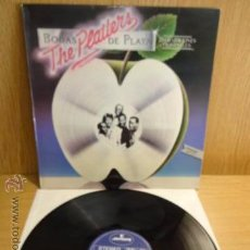 Discos de vinilo: THE PLATTERS. BODAS DE PLATA. LP / MERCURY - 1981. CALIDAD NORMAL. ***/**. Lote 51788457