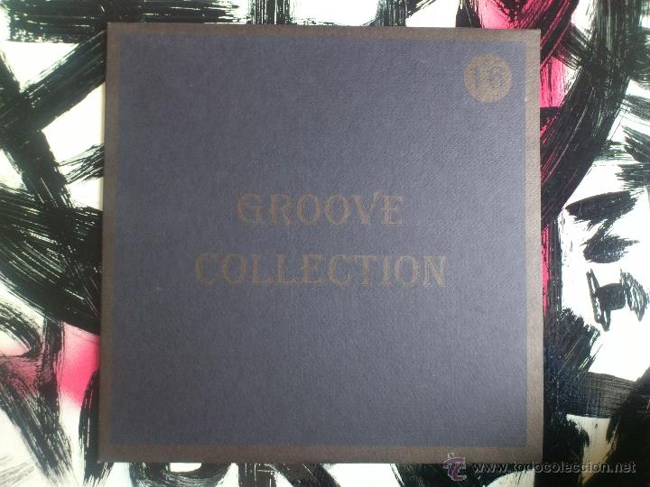 GROOVE COLLECTION - 16 - LIMITED EDITION - BOB MARLEY - MAXI - VINILO (Música - Discos de Vinilo - EPs - Reggae - Ska)