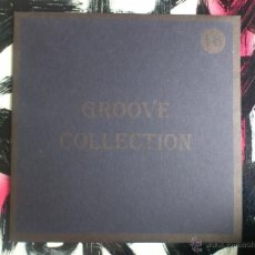 Discos de vinilo: GROOVE COLLECTION - 16 - LIMITED EDITION - BOB MARLEY - MAXI - VINILO. Lote 51789126
