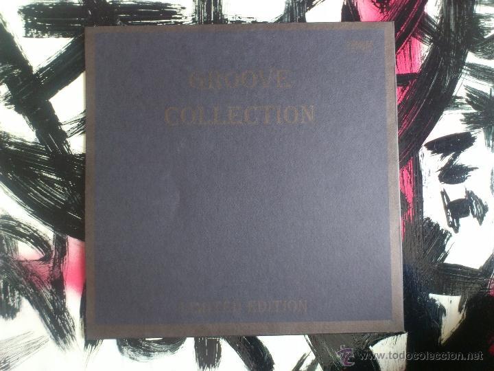Discos de vinilo: GROOVE COLLECTION - 16 - LIMITED EDITION - BOB MARLEY - MAXI - VINILO - Foto 2 - 51789126