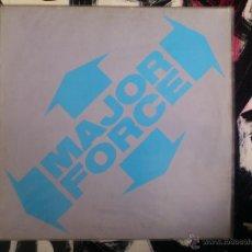 Discos de vinilo: MAJOR FORCE - THE ORIGINAL ART FORM - MAXI - VINILO - 12 - DUB - MOWAX - 1997. Lote 51789255