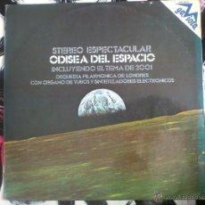 Discos de vinilo: ODISEA DEL ESPACIO - ORQUESTA FILARMONICA DE LONDRES - VINILO - LP - GAVIOTA - 1973. Lote 51789658