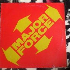 Discos de vinilo: MAJOR FORCE - THE ORIGINAL ART FORM - MAXI - VINILO - 12 - DUB - MOWAX - 1997. Lote 51790885