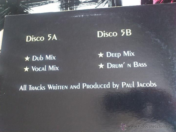 Discos de vinilo: AQUARIUS RECORDINGS PRESENTS - SOUL GRABER PT.2 - DOBLE VINILO - STICKMAN - PAUL JACOBS - DUB - 1997 - Foto 3 - 51791849