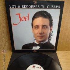 Discos de vinilo: JOEL. VOY A RECORRER TU CUERPO. LP / PDI - 1991. BUENA CALIDAD.***/***. Lote 51793109