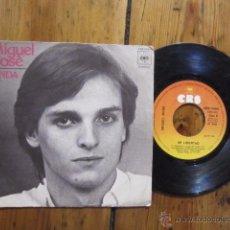 Discos de vinilo: MIGUEL BOSÈ - LINDA. Lote 51796913