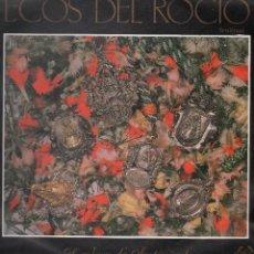 Discos de vinilo: A GOLPES DE SENTIMIENTO ECOS DEL ROCIO .. LP. Lote 51797196